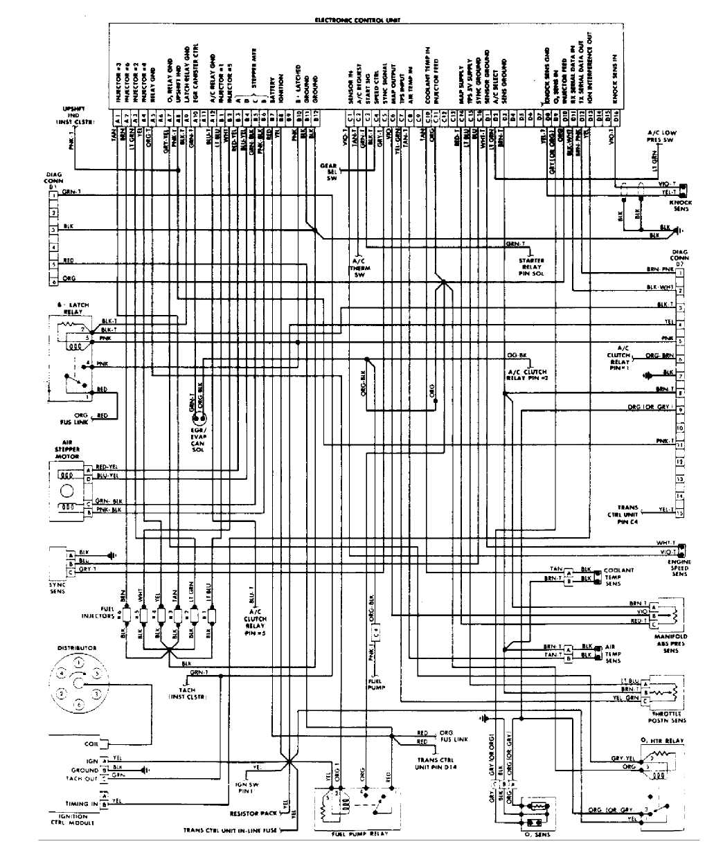 31 Cat 3406e Wiring Diagram