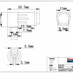Cat Six Wiring Diagram - Cat 5 Diagram – Electrical Circuit Diagram New 2 5mm Id 5 5mm Od Power Connector 13m