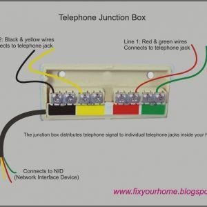 Cat5 Telephone Jack Wiring Diagram - Cat 5 Wall Jack Wiring Diagram Collection Amazing Telephone Jack Wiring Diagram Phone Outlet Diagrams 5n
