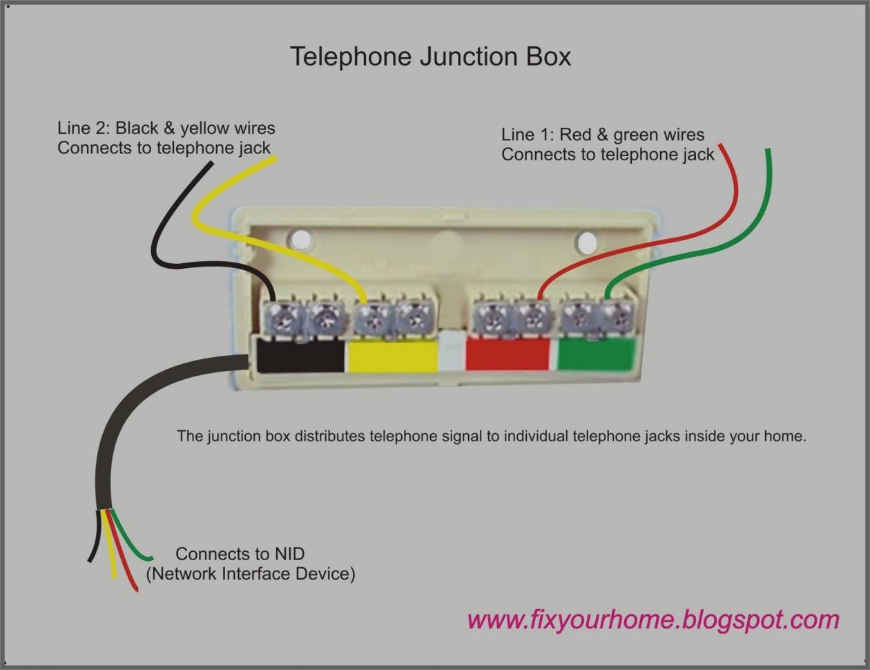 Cat5 Telephone Jack Wiring Diagram | Free Wiring Diagram on