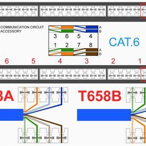 Cat6 Keystone Jack Wiring Diagram - Cat5e Keystone Jack Wiring Diagram Fresh 8000 Cat5e and Cat6 Cat6 Wall Plate Wiring Diagram 20e