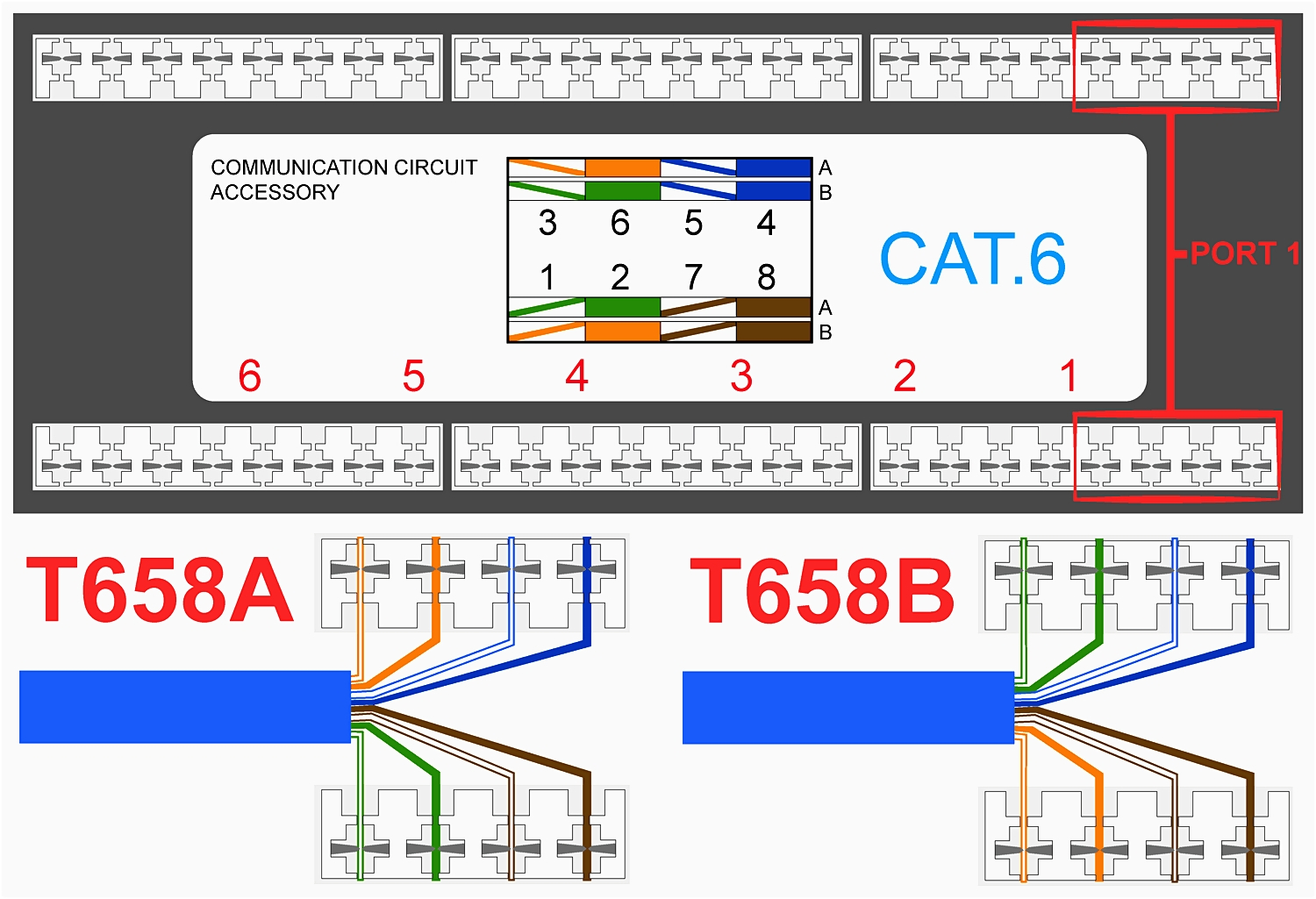 cat6 keystone jack wiring diagram Collection-Cat5e Keystone Jack Wiring Diagram Fresh 8000 Cat5e and Cat6 Cat6 Wall Plate Wiring Diagram 2-e