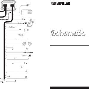 Caterpillar Starter Wiring Diagram - Caterpillar Starter Motor Wiring Diagram Best Cat 3126b Wiring Diagram Illustration Wiring Diagram • 6t