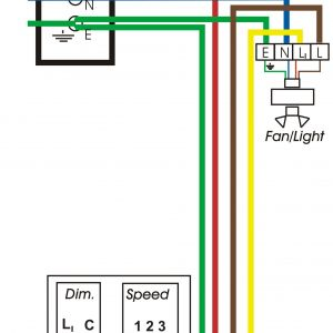 Ceiling Fan 3 Speed Wall Switch Wiring Diagram - 3 Speed Fan Switch Wiring Diagram New Ceiling Wall Adorable 19d
