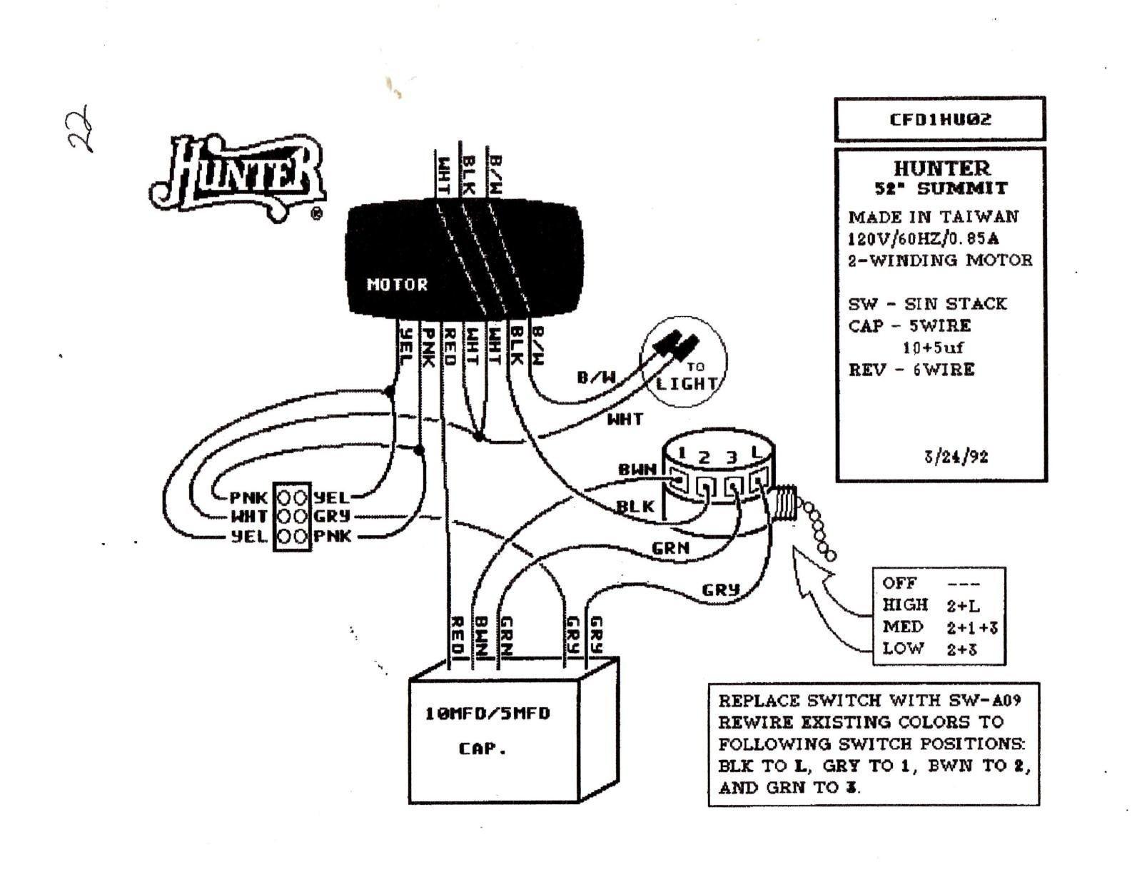 ceiling fan wiring diagram 3 speed