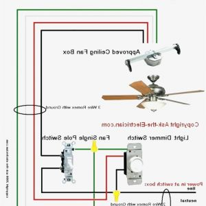 Ceiling Fan Wiring Schematic - New Hunter Ceiling Fan Wiring Diagram Harbor Breeze to Throughout Fans 2k