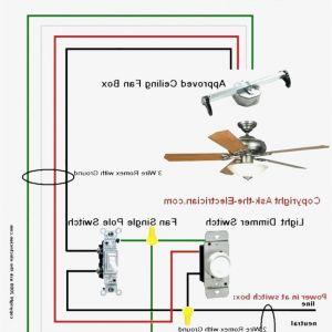 Ceiling Fan Wiring Schematic - New Hunter Ceiling Fan Wiring Diagram Harbor Breeze to Throughout Fans 2k