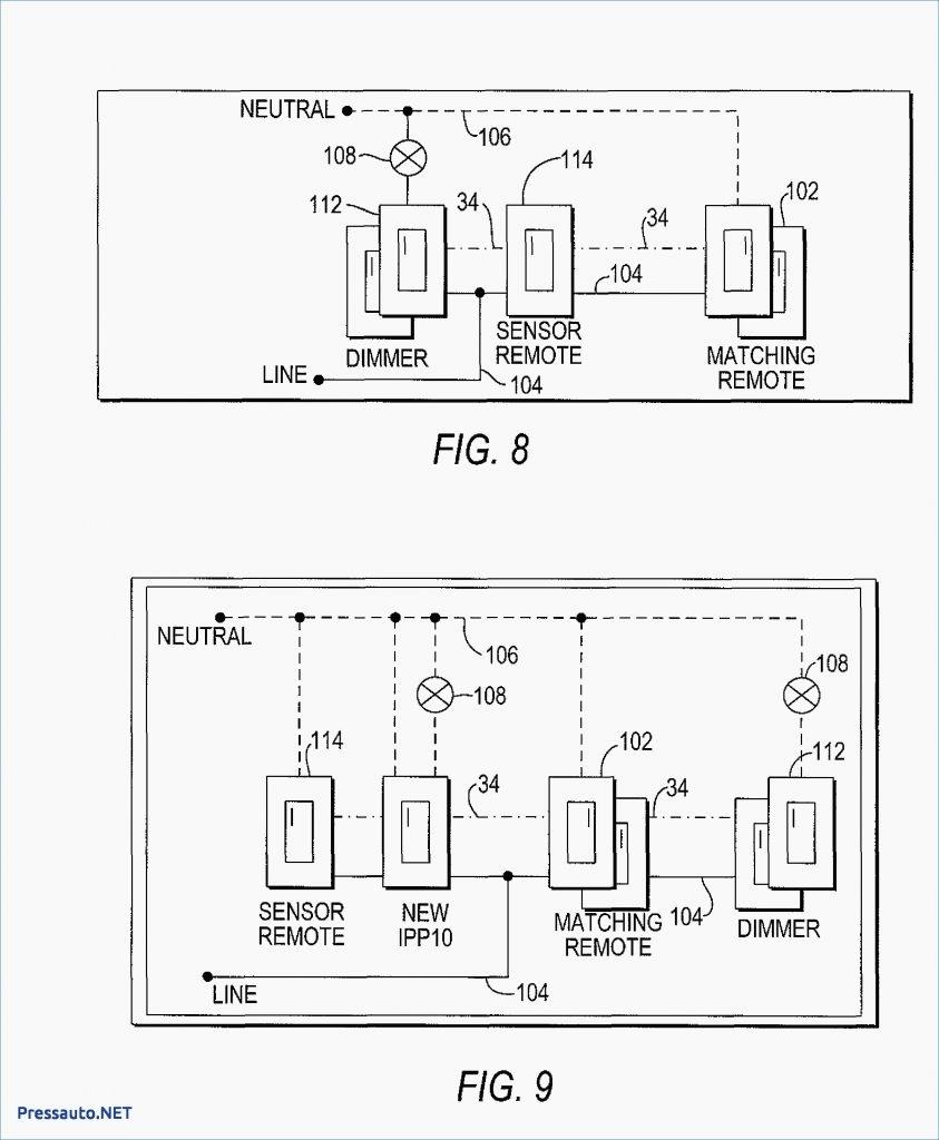 Ceiling Mount Occupancy Sensor Wiring Diagram