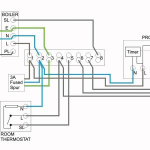 Central Heating thermostat Wiring Diagram - Wiring Diagram for S Plan Central Heating System 2017 Hive thermostat Wiring Diagram New Central Heating Electrical Wiring 19m