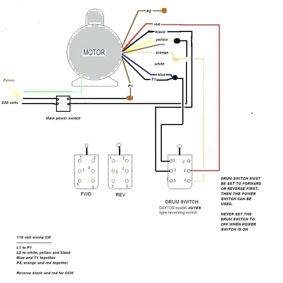 century ac motor wiring diagram 115 230 volts Download-Amazing Baldor Electric Motor Wiring Diagram Motors 10 3 50 Best Pics Century Ac Motor 17-c