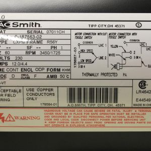 Century Ac Motor Wiring Diagram 115 230 Volts - Best Century Ac Motor Wiring Diagram 115 230 Volts 13h