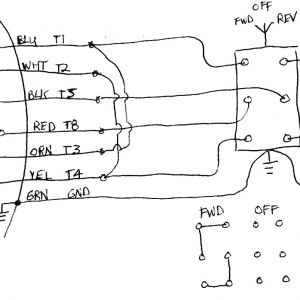 Century Ac Motor Wiring Diagram 115 230 Volts | Free ...