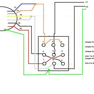 Century Electric Motors Wiring Diagram - Wiring Diagram for Century Electric Motor 7 18t