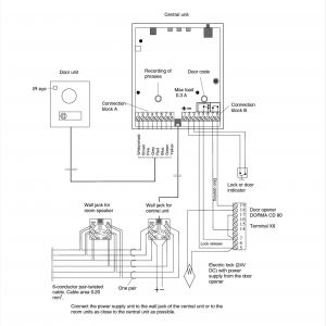Chamberlain Garage Door Wiring Diagram - Wiring Diagram for A Chamberlain Garage Door Opener Valid Genie Fancy Sensor 17j