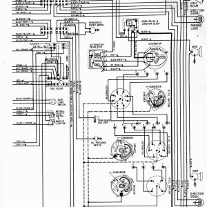 Chevrolet Cruze Diagram Wiring Schematic - 1964 Chevy Ii All Models Right 16o