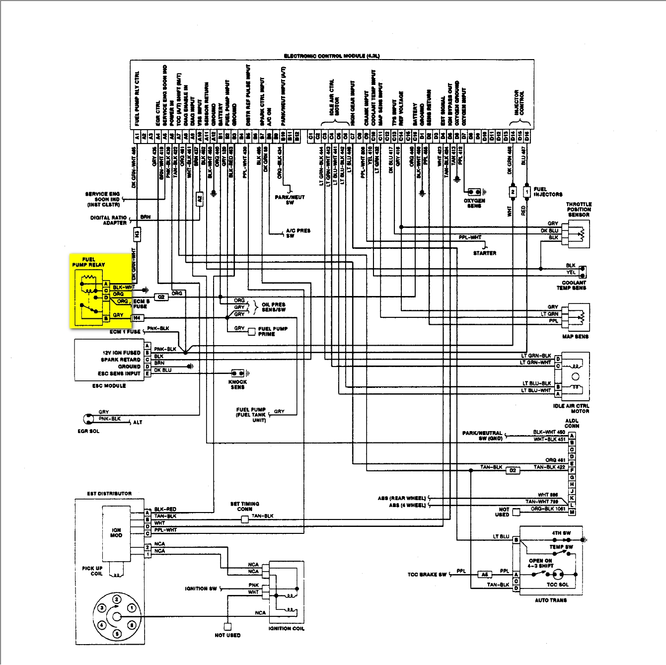 chevrolet cruze diagram wiring schematic