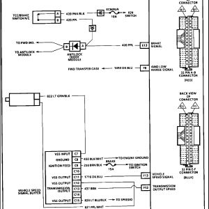 Chevy 4x4 Actuator Wiring Diagram - Chevy 4wd Actuator Upgrade Wiring Diagram Wiring Diagram for Chevy 4—4 Actuator 5j
