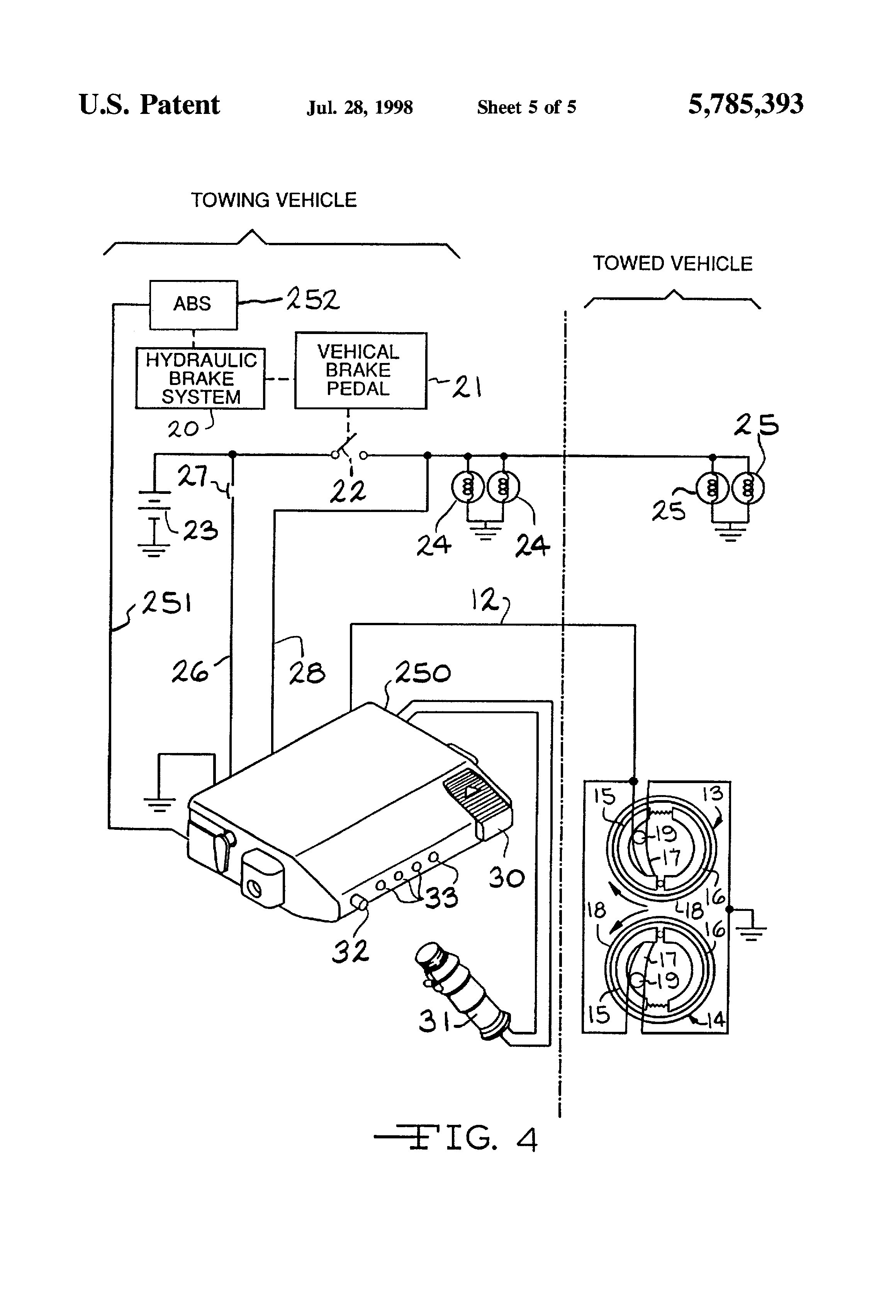 trailer breakaway controller wiring diagram breakaway kit diagram chevy ke controller wiring diagram wiring diagram on breakaway kit diagram dexter electric