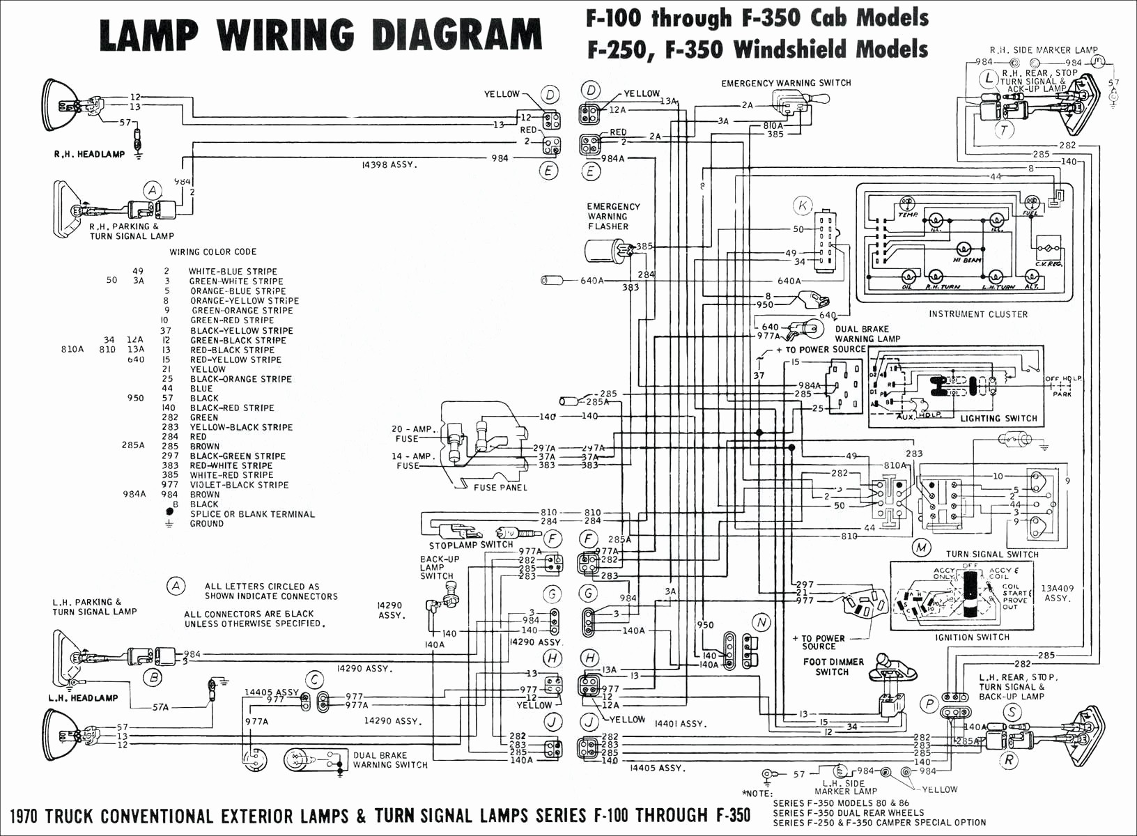 Chevy Light Switch Wiring - Wiring Diagram