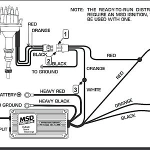 350 chevy msd ignition wiring diagram chevy hei distributor wiring diagram | free wiring diagram