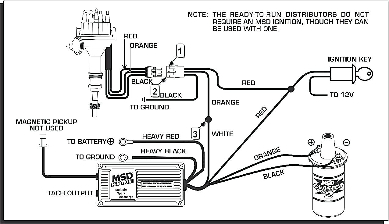 Hei Distributor For 390 Ford Wiring Diagram Schematic Diagrams Painless