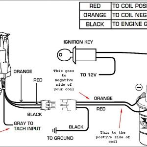 Chevy Hei Distributor Wiring Diagram - Hei Distributor Wiring Diagram On Ignition Coil Wiring Diagram Rh Onzegroup Co 6b
