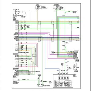 Chevy Silverado Radio Wiring Diagram - 2004 Chevy Silverado Radio Wiring Harness Diagram Best 2005 Chevy 12a