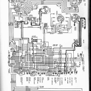 Chevy Starter Wiring Diagram - 1957 Corvette 19d