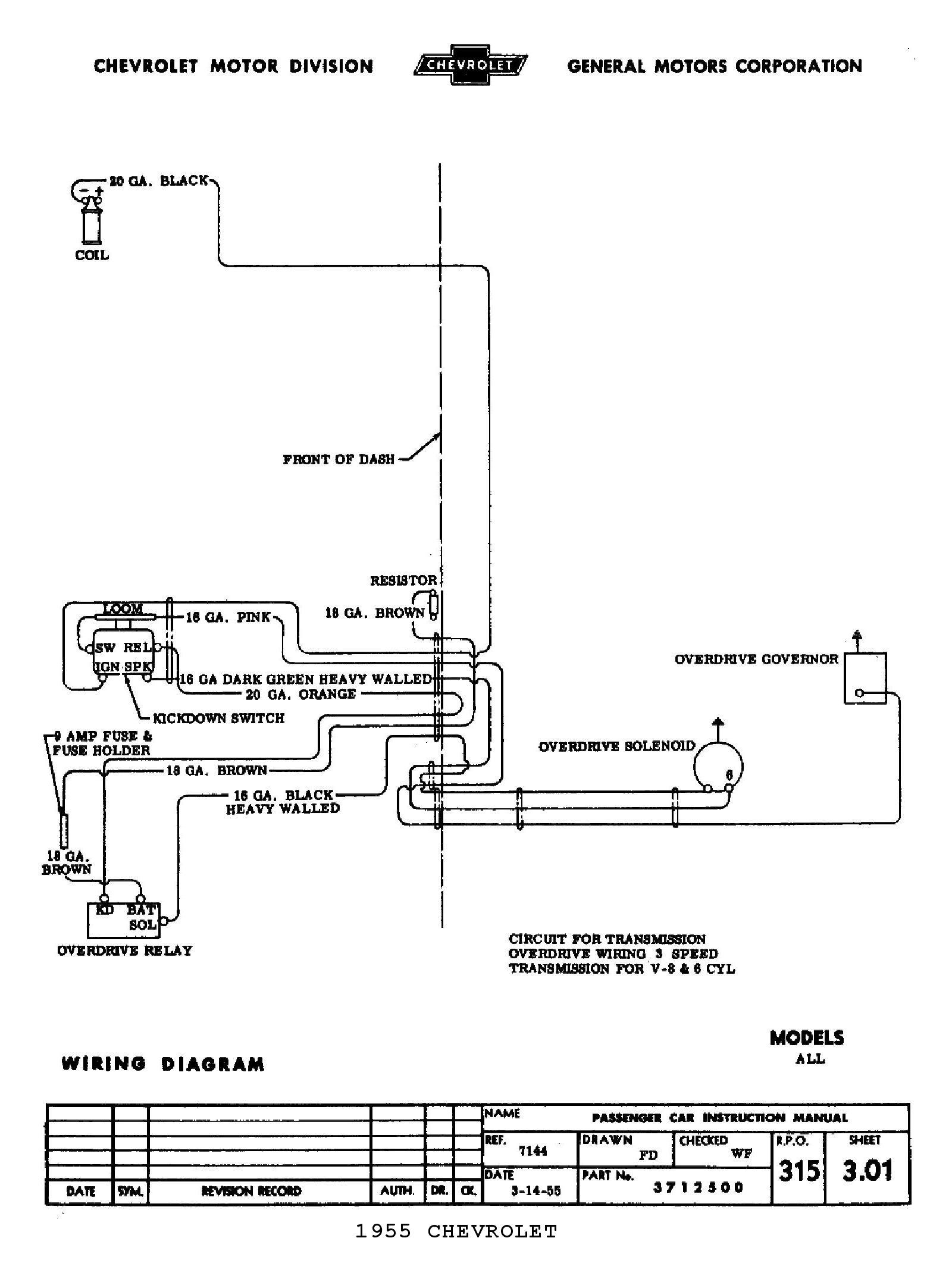 Chevy Wiring Harness Diagram | Free Wiring Diagram