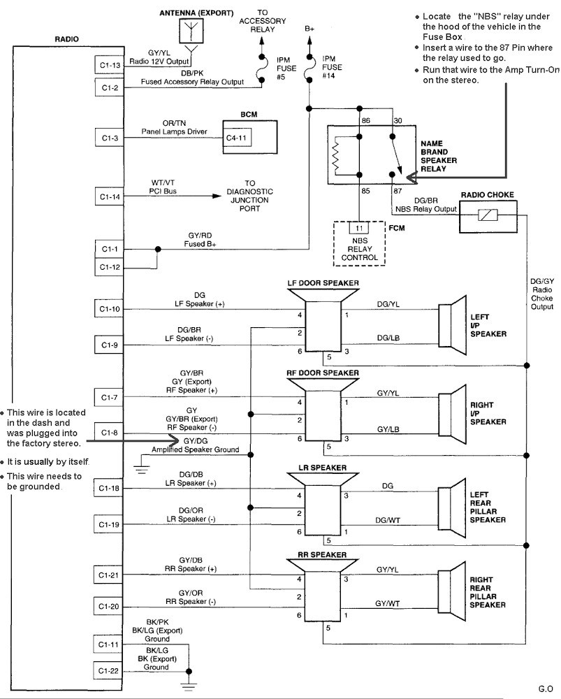 chrysler town and country radio wiring diagram 2003 chrysler town and country radio wiring diagram #2