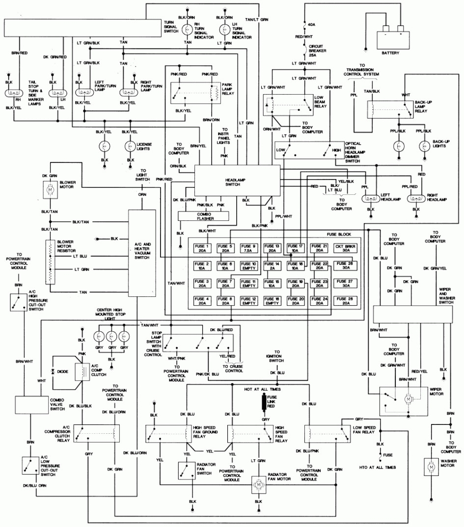 town and country wiring diagrams chrysler town and country wiring diagram | free wiring diagram chrysler town and country wiring diagrams