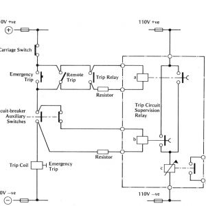 Circuit Breaker Wiring Diagram - Wiring Diagram for A Relay Switch Save Wiring Diagram Ac Valid Hvac 17g