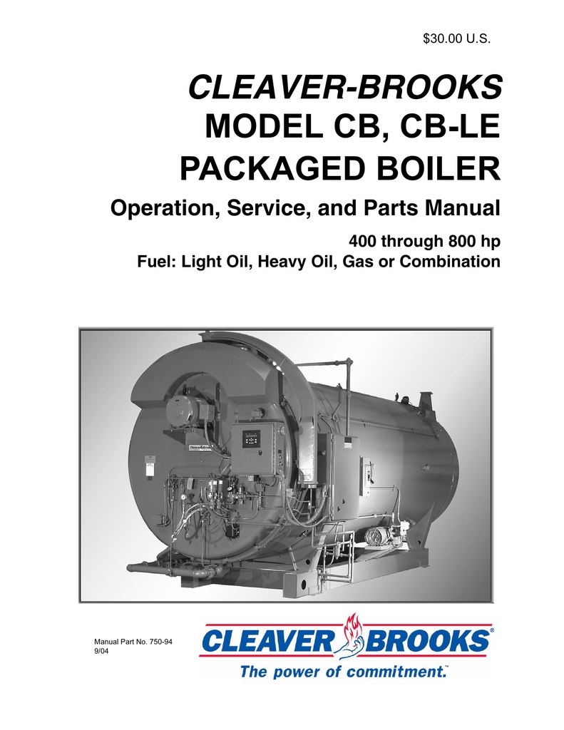 Cleaver Brooks Wiring Diagram Free Schematic Diagrams
