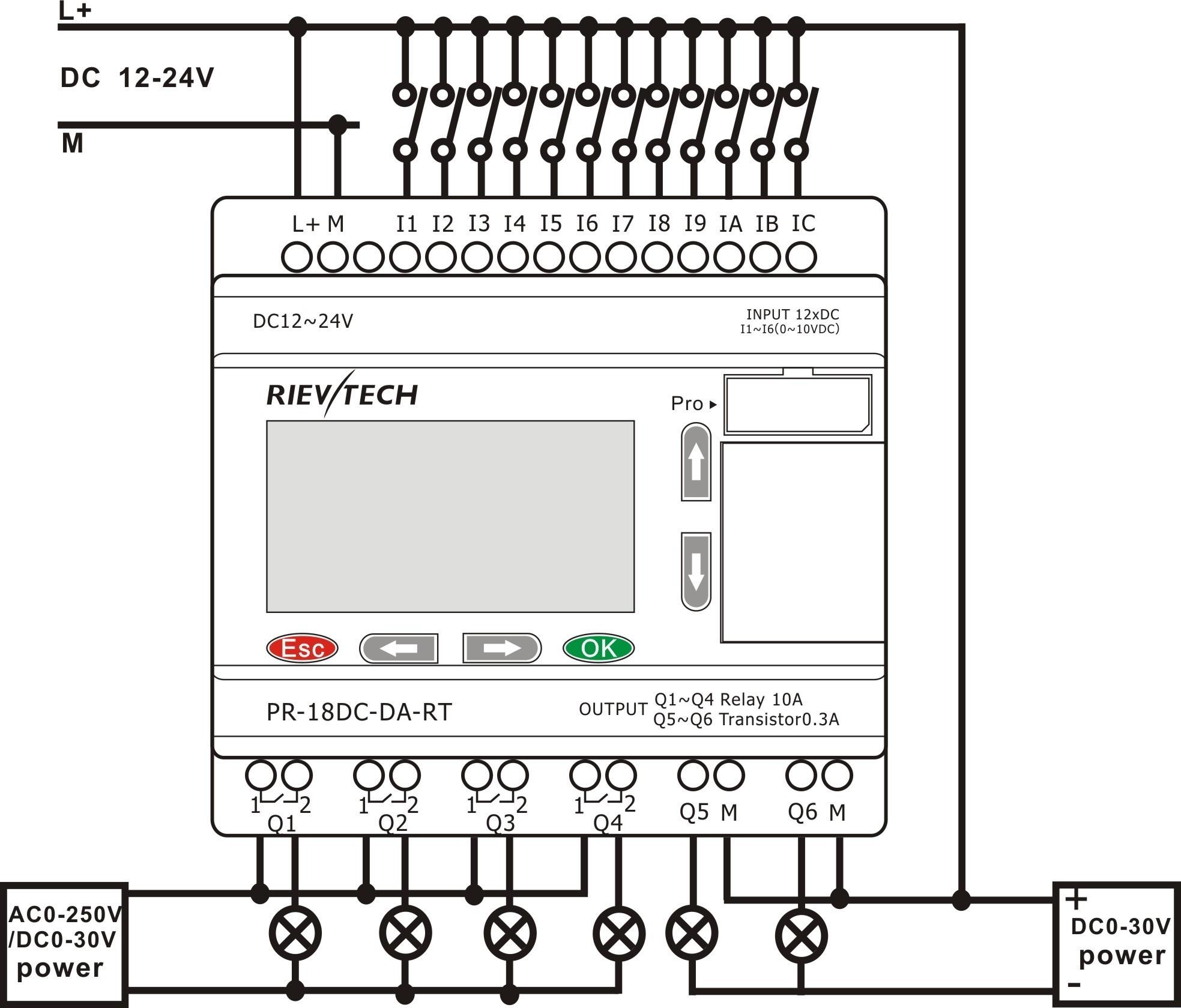 Fantastic Click Plc Wiring Diagram Free Wiring Diagram Wiring 101 Capemaxxcnl
