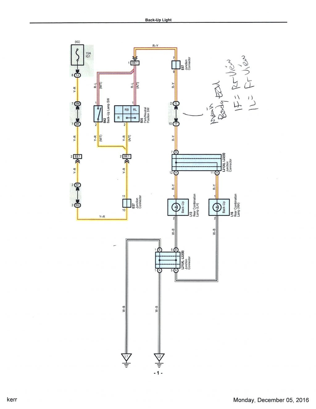 cmos camera wiring diagram