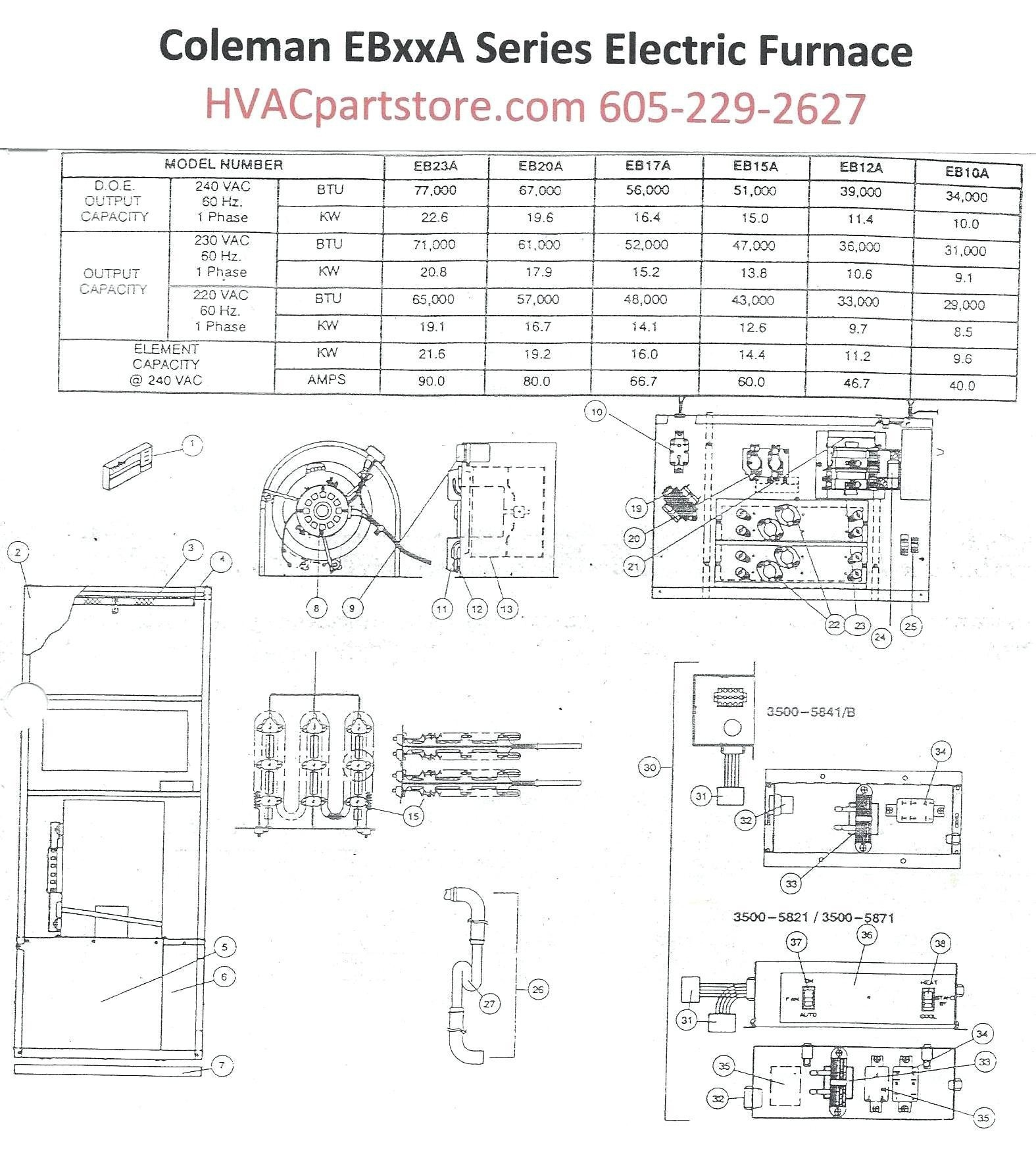 Gas Furnace Wiring Diagram