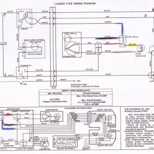 Coleman Rv Air Conditioner Wiring Diagram - Coleman Rv Air Conditioner Wiring Diagram Unique Excellent Coleman 2 Wire thermostat Ideas Electrical and Wiring 7r
