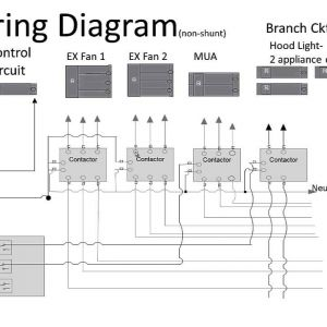 Commercial Vent Hood Wiring Diagram - Vent A Hood Wiring Diagram Awesome Siemens Shunt Trip Breaker Wiring Diagram Elvenlabs 15c