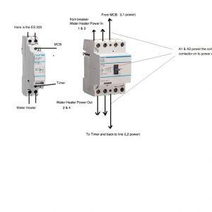 Contactor Wiring Diagram A1 A2 - Contactor Wiring Diagram 3r