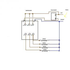Contactor Wiring Diagram A1 A2 - Schneider Electric Contactor Wiring Diagram Natebird Me Rh Natebird Me 20o