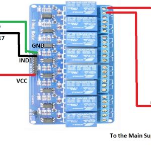 Control Relay Wiring Diagram - Enter Image Description Here 10m