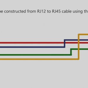 convert rj11 to rj45 wiring diagram free wiring diagram scsi to rj45 wiring diagram