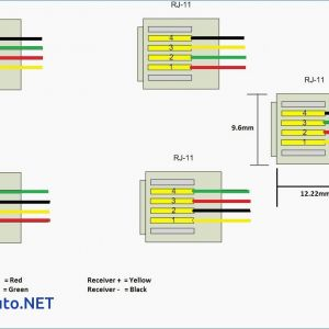 Convert Rj11 to Rj45 Wiring Diagram - Rj45 to Rj11 Pinout Diagram Latest Cable Wiring Phone for Wiring 20a