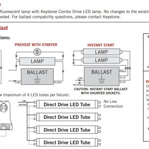T8 Ballast Wiring Diagram - List of Wiring Diagrams on