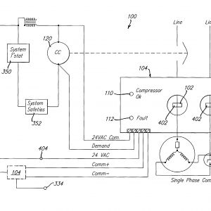 Copeland Compressor Wiring Diagram - Copeland Pressor Wiring Diagram Collection Copeland Pressor Capacitor Chart Search and Free form Templates and 15h