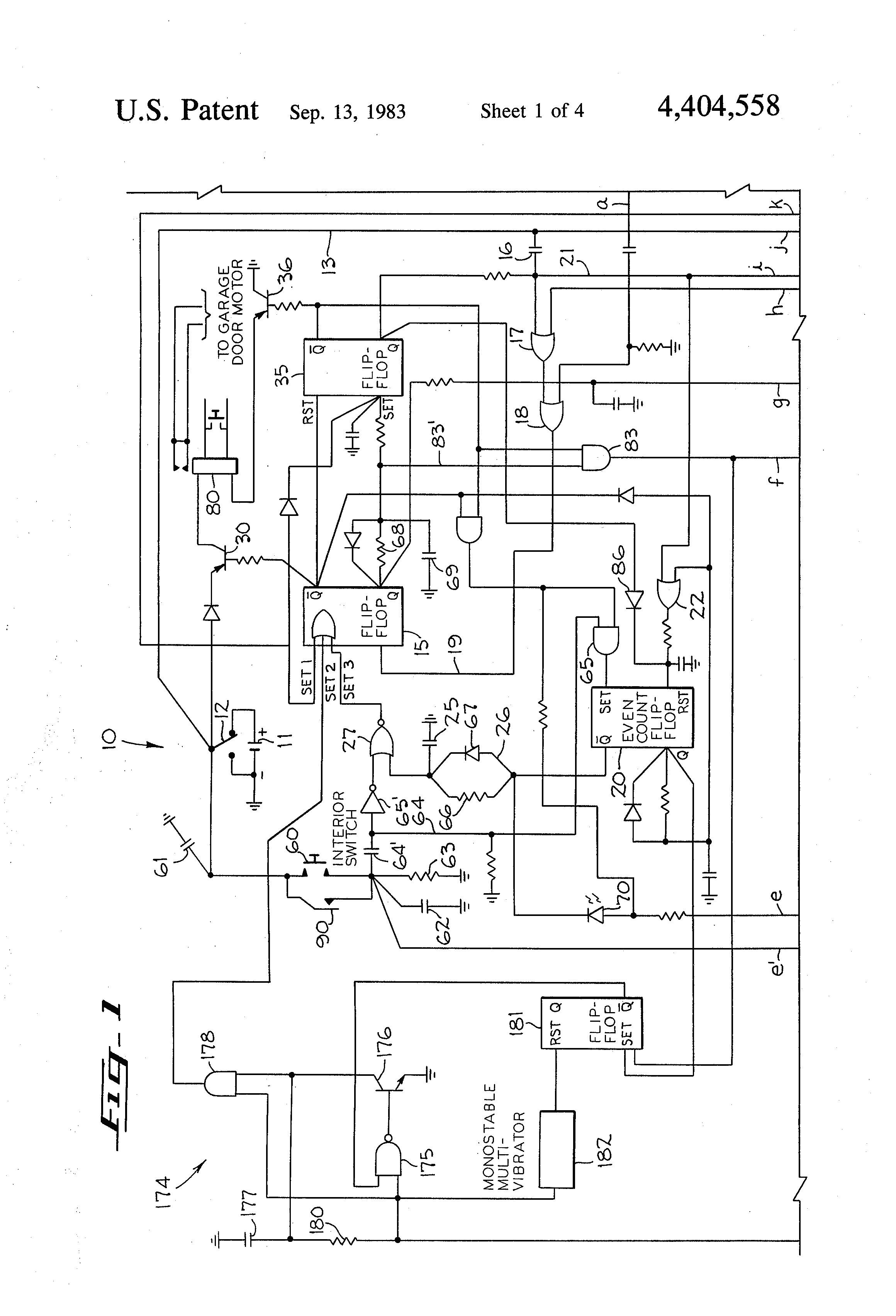 craftsman garage door opener sensor wiring diagram - craftsman garage door  opener sensor wiring diagram best