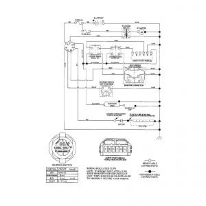 Craftsman Lawn Mower Model 917 Wiring Diagram - Craftsman Lawn Tractor Wiring Diagram Elegant Weed Eater Riding Mower Parts Model 2k