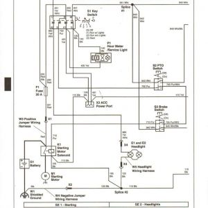 Craftsman Pto Switch Wiring Diagram - Ignition Switch Wiring Diagram Cub Cadet New Wiring Diagram for John Deere Gator Refrence Best How to Wire A Yourproducthere Refrence Ignition Switch 5l