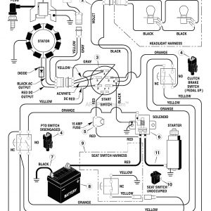 Craftsman Riding Lawn Mower Lt1000 Wiring Diagram - Briggs and Stratton Engine Wiring Diagram View Diagram Wire Center U2022 Rh Ayseesra Co 21 Hp Briggs and Stratton Wiring Diagram Briggs and Stratton 5m