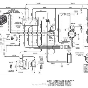 Craftsman Riding Lawn Mower Lt1000 Wiring Diagram - Wiring Diagram Murray Lawn Mower Craftsman Riding Also Tractor 4 Rh Natebird Me Craftsman Lawn Mower Electrical Schematics Craftsman Riding Lawn Mower 11l